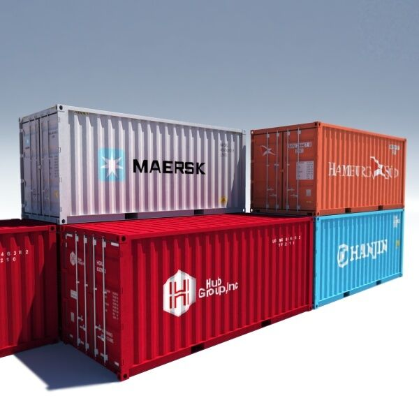 Used and New 20 and 40 Storage Containers for Sale and ...