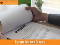 Hire Professional Resume Writers From MyAssignmenthelp.com