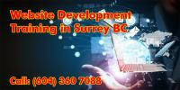Website Development Training in Surrey BC