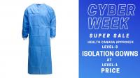 Disposable Isolation Gowns