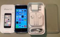 iPhone 5c 5 5s in box with brand new accessories 90 day warranty ON Buy and Sell Sites Canada