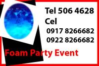 Foam Machine Party Rent Hire Manila Philippines
