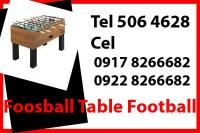 FoosBall Football Table Rent Hire Manila Philippines