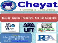 UFT Online Training | Cheyat Tech | QTP Online Training