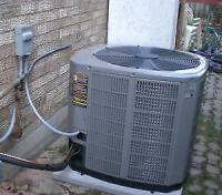 Central Air Conditioner Services Repairs Diagnosis Relocations on classifieds site canada