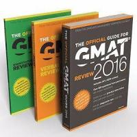 GMAT 2016 Official Guide Bundle on classifieds sites canada