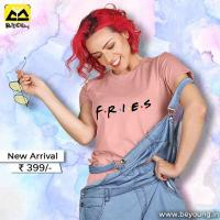Get Cool T Shirt for Girls Online India @ Beyoung