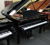 Yamaha C3 Grand Piano Polished Ebony