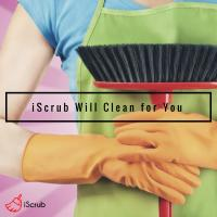 iScrub - The Cleaning Services for Home