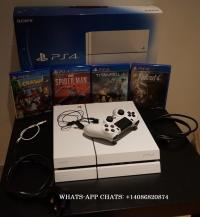 Sony PS4 Console + New Controller + 500GB