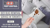 Roots Pest Control: Bed Bug Removal Service in Toronto
