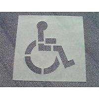 Parking Lot Line Striping Stencils Handicap No Parking Visitors Number Kit Alphabet Kit Baby Carriage Stop and more free classified ads canada