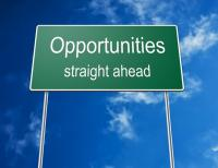 Opportunity Knocks - The Time Is Now
