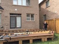 Professional Decking Installation Service in Toronto