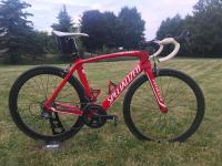 Specialized Venge on Specialized Venge