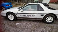 1984 Indy Fiero real Y82 one of 2000 on car ads Canada