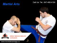 Relieve your Stress with Martial Arts