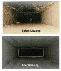 Steam Duct cleaning