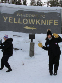 Enjoy Yellowknife City Tour Packages