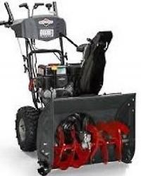 SNOWBLOWER SERVICE AND REPAIR on ads Canada