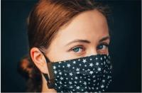 Protective Cloth Face Masks for sale.
