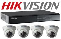4 - security cameras and dvr installed for FREE with alarm on classified of canada