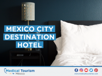 Hotel for Medical Tourism in Mexico City