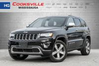 2015 Jeep Grand Cherokee Limited, NAVI, REAR CAM, PANO ROOF, LEA