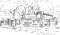 SEPT. 13 Next Beginner Program! PERSPECTIVE & STRUCTURAL DRAWING on classifieds sites canada