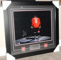 Framed Autographed Alex Ovechkin 16 x 20