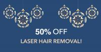 50% OFF on Personalized Laser Hair Removal