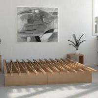 Impossible???  Quagga bed converts from one mattress size to the next