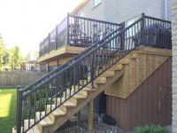 Aluminium Railing Installer in Toronto - Royal Innovation