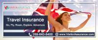 Visitor travel insurance