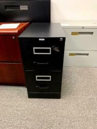 2 Drawer Vertical Filing Cabinet, Good Condition