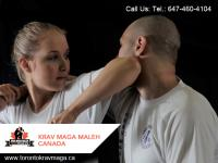 A Realistic and practical form of self-defense - Krav Maga Maleh