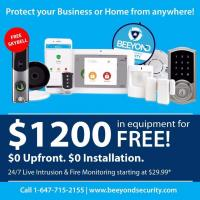 Free Smart Security Alarm System! 3 months Free! $0 Upfront! Free Skybell Camera! Starting from $29.99! 5 Star Reviews on  now toronto classifieds