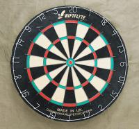 1970s MINT SWIFTFLYTE TOURNAMENT DARTBOARD-UK MADE--NEVER USED