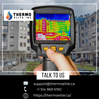 Infrared Thermographic Imaging for Wall Inspections Montreal