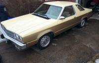 81 Ford Fairmont Futura for sale on car ads Canada