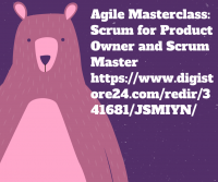 Agile Masterclass: Scrum for Product Owner and Scrum Master