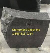 Headstone, Monument, Grave stone and Metal Urns