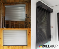 Elegant Security Shutters