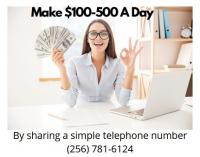Make Easy Money By Sharing A Telephone Number.