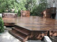 IPE DECKING - buy premium Ipe wood deck directly from Importer on ads Canada.