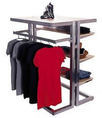 Wholesale Store Display Fixtures-Retail Clothing Racks on classifieds site canada