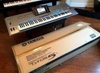 Yamaha Tyros 5 76-key keyboard