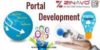 Affordable Web Portal Development Services | Zinavo