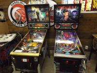 pinballs starting at $2495 and up LEDs Warranty! on online classifieds Canada