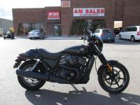 2016 Harley-Davidson Street 750 on free online classified ads in Canada